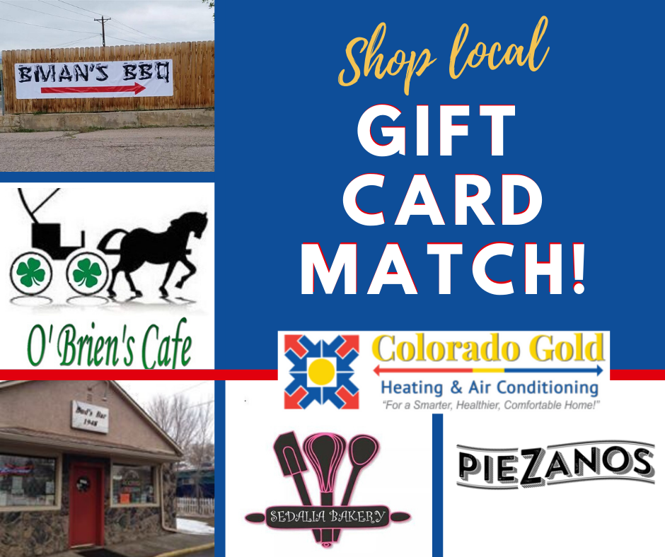 Colorado Gold Heating & Air Conditioning is proud to support local businesses during the COVID-19 pandemic.